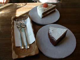 美味しいケーキ達